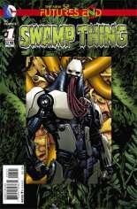 Swamp Thing: Futures End (2014) #1 Variant B: Standard Cover