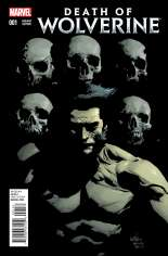 Death of Wolverine (2014) #1 Variant E: Incentive Cover