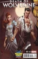 Death of Wolverine (2014) #1 Variant K: Midtown Comics Exclusive