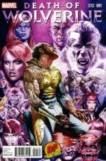 Death of Wolverine (2014) #1 Variant L: DF Exclusive