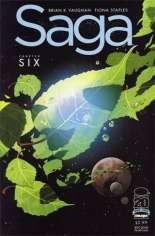 Saga (2012-2018) #6 Variant B: 2nd Printing