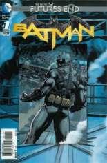 Batman: Futures End (2014) #1 Variant B: Direct Edition; 3-D Motion Cover