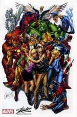 Avengers (1963-1996) #1 Variant B: SDCC Exclusive