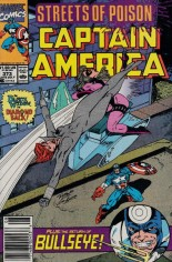 Captain America (1968-1996) #373 Variant A: Newsstand Edition