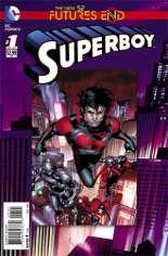 Superboy: Futures End (2014) #1 Variant B: Standard Cover