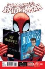 Amazing Spider-Man (2014-2015) #6 Variant A