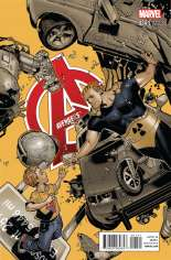 Avengers (2012-2015) #34.1 Variant B: Incentive Cover