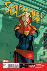 Captain Marvel (2014-2016) #7