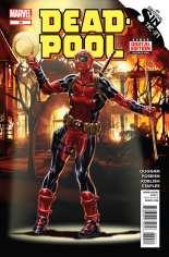 Deadpool (2012-2015) #34 Variant A
