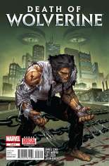 Death of Wolverine (2014) #2 Variant A