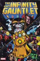 Infinity Gauntlet (1991) #TP Variant J: 3rd Edition; 5th Printing