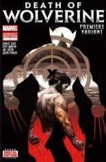 Death of Wolverine (2014) #1 Variant Q: Personalized Retailer Exclusive; Limited to 2 Per Store