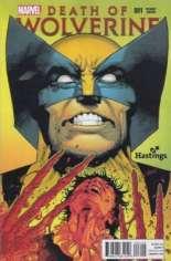 Death of Wolverine (2014) #1 Variant S: Hastings Exclusive