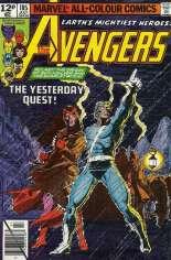 Avengers (1963-1996) #185 Variant C: UK Edition