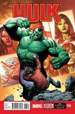 Hulk (2014-2015) #6 Variant A