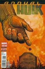 Hulk (2014-2015) #Annual 1