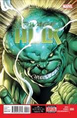 Savage Hulk (2014-2015) #4 Variant A