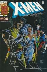 X-Men (1991-2001, 2004-2008) #100 Variant O: DF Re-Marked Edition; Re-Marked by Jae Lee; Limited to 99 Copies w/ COA