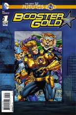Booster Gold: Futures End (2014) #1 Variant B: Standard Cover