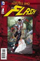 Flash: Futures End (2014) #1 Variant B: Standard Cover