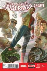 Amazing Spider-Man (2014-2015) #1.5 Variant A