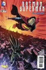 Batman/Superman (2013-2016) #14 Variant B: Incentive Cover