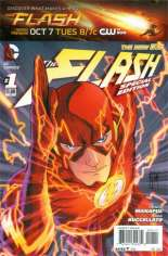 Flash (2011-2016) #1 Variant E: Special Edition