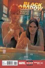 Black Widow (2014-2015) #11 Variant A