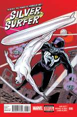 Silver Surfer (2014-2016) #6