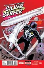 Silver Surfer (2014-2016) #6