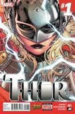 Thor (2014-2015) #1 Variant A