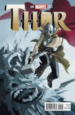 Thor (2014-2015) #1 Variant F: 1:25 Variant
