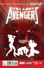 Uncanny Avengers (2012-2014) #25 Variant A