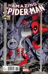 Amazing Spider-Man (2014-2015) #7 Variant D: Deadpool Photobomb Cover