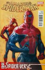 Amazing Spider-Man (2014-2015) #7 Variant E: Incentive Cover