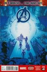 Avengers (2012-2015) #36 Variant A