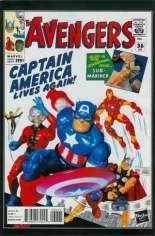 Avengers (2012-2015) #36 Variant B: Hasbro Cover