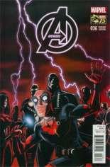 Avengers (2012-2015) #36 Variant C: Deadpool Photobomb Cover