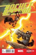 Rocket Raccoon (2014-2015) #4 Variant A