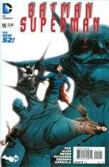 Batman/Superman (2013-2016) #15 Variant A