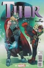 Thor (2014-2015) #1 Variant L: Hastings Exclusive