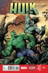 Hulk (2014-2015) #7 Variant A