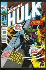 Hulk (2014-2015) #7 Variant B: Hasbro Cover