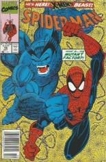 Spider-Man (1990-1998) #15 Variant A: Newsstand Edition