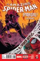 Amazing Spider-Man (2014-2015) #8 Variant A