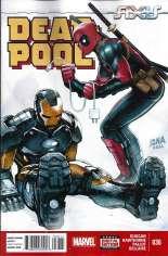 Deadpool (2012-2015) #36 Variant A
