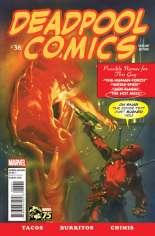 Deadpool (2012-2015) #36 Variant B: Deadpool Photobomb Cover