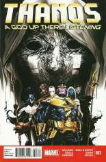 Thanos: A God Up There Listening (2014) #3