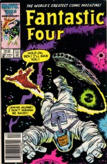 Fantastic Four (1961-1996) #297 Variant A: Newsstand Edition
