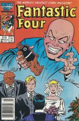Fantastic Four (1961-1996) #300 Variant A: Newsstand Edition